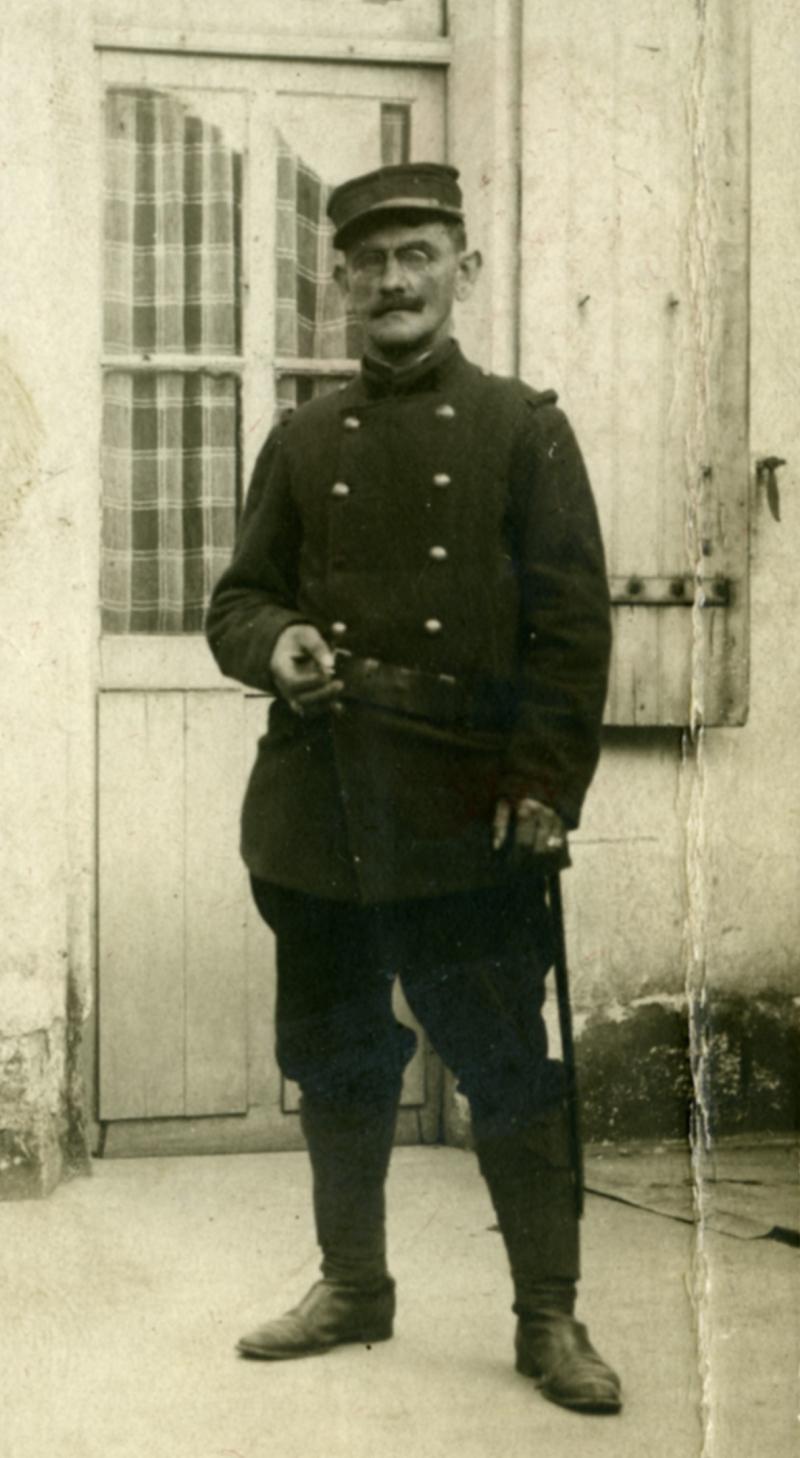 Henri REICHENBACH enterré Henri QUESNEL