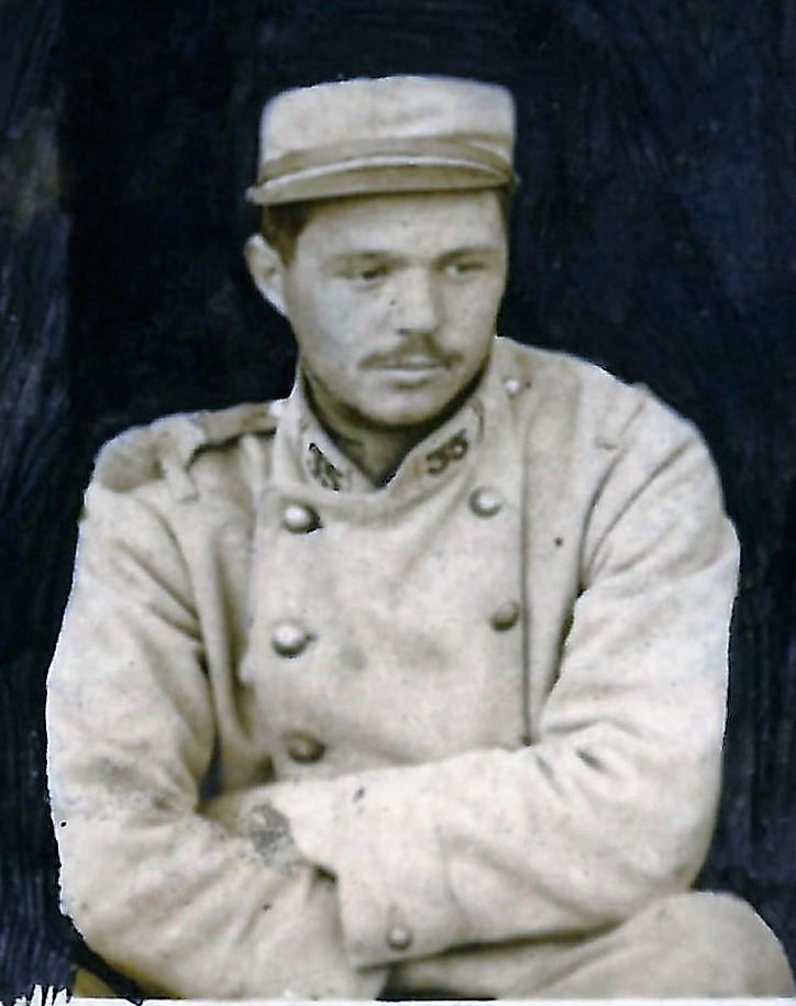 Charles EDEL enterré Joseph CABURET