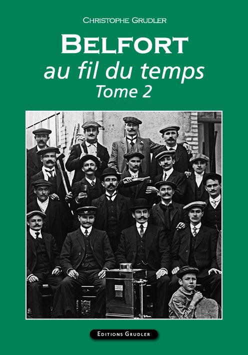 14-114 Livre Christophe Grudler 116 pages COUV